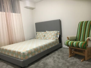 Well Furnished Basement Apartment for Rent
