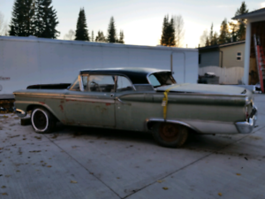1959 Skyliner Project car