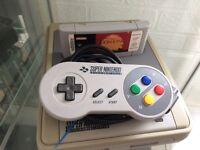 Super Nintendo Console / Lion King Game