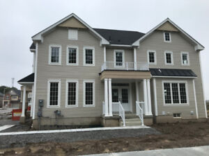 New 4 Bdrm Corner Home - Available Dec 1st - $2,000 - Must See!!