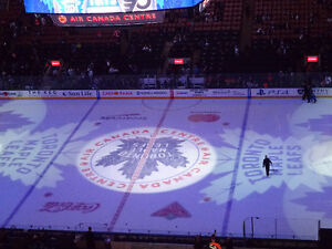 Detroit Red Wings @ Toronto Maple Leafs