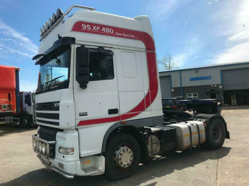 DAF TRUCKS FT XF95 480 Manual Gearbox | in Portadown, County Armagh |  Gumtree