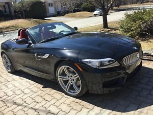 BMW Z4 Roadster turbo S Drive 35I 2016