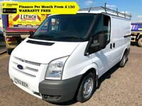 2013 Ford Transit 2.2 260S Low Roof Panel Van,1 O ( EU5 ) ( Low Roof ) 260