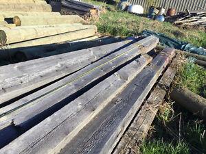 Old Barn Timbers