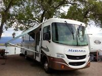 Coachman Mirada Motorhome 30', With Cover, No slide-outs