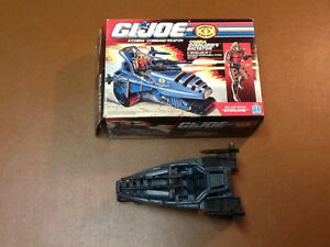 Gi Joe vehicles complete with box lot 2 West Island Greater Montréal image 1