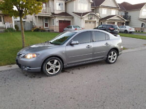 2006 MAZDA3 - SELLING AS IS
