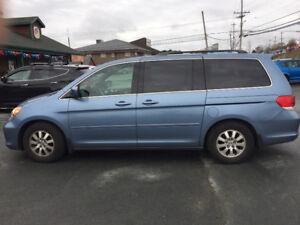 2008 Honda Odyssey EX-L Minivan, 8 PASS  $8995 OBO