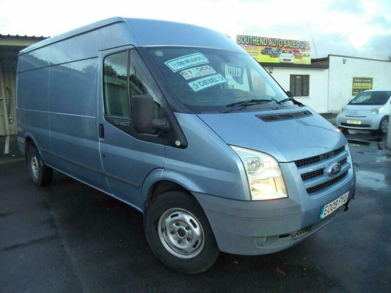 274a26b3c4 Ford Transit 2.4TDCi ( 115PS ) 350L ( Med Roof ) Panel Van 2009.2 350 LWB  Trend