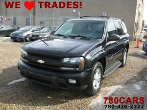 2002 Chevrolet Trailblazer LTZ 4dr 4WD -LEATHER - SUNROOF