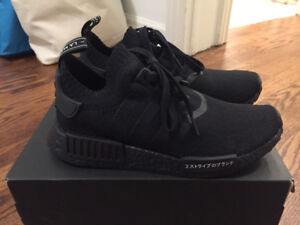 NMD Japan boost black $280