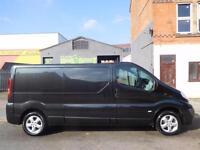 Finance me! Vauxhall Vivaro 2.0CDTi LWB Sportive ONE owner van NO VAT (12)