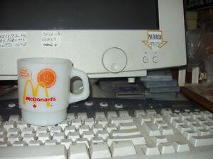 McDonalds Good Morning Canada Fire King Mug