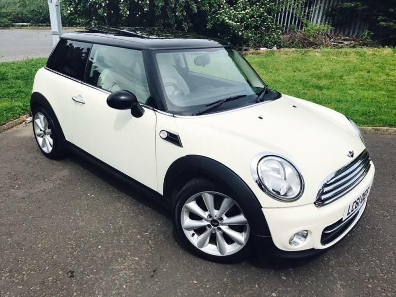 2011 MINI Hatch 1.6 Cooper Avenue Hatchback 3dr Petrol Automatic (150 g/km,