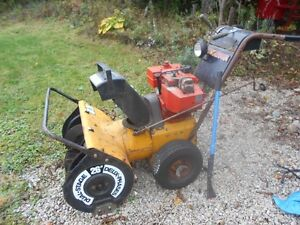 CHEAP SNOWBLOWER - AS IS - WHERE IS