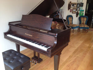 In Home Piano Repairs, No Charge Quotes for Refinishing & Repair