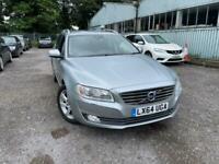 2014 64 Volvo V70 2.4 D5 [215] SE Lux 5dr Estate Metallic Silver