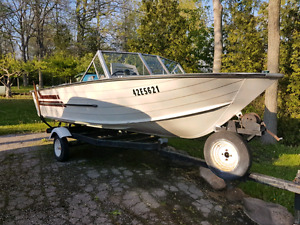 Starcraft boat  Sold pending pick up