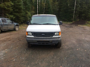 2004 Ford Van for sale