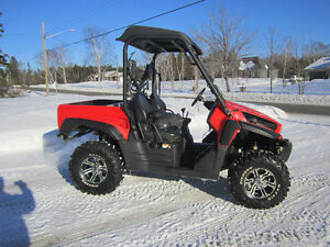teryx 750 fi  side by side  7999$ firm  no trade