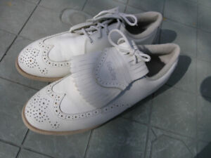 Ladies Foot-Joy Softjoys Golf Shoes Size 10 VGC
