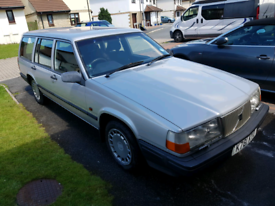 Volvo 940 Wentworth 2.0 turbo manual. Rare car in very good condition