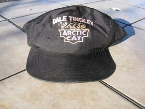 Dale Tingley Arctic Cat Hat 1980's