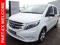 2015 Mercedes-Benz Vito 114 BLUETEC Diesel white Manual