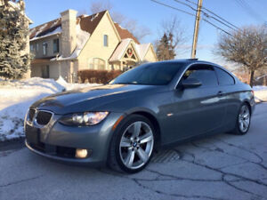 2008 BMW 335i coupe beautiful very clean $8500 obo