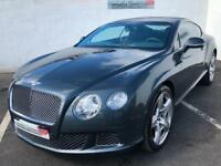 2016 65 BENTLEY CONTINENTAL GT 6.0 W12 MULLINER COUPE - LEFT HAND DRIVE - PX