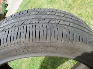 """Pair of 19"""" Goodyear Eagle RS-A tires North Shore Greater Vancouver Area image 4"""