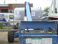 BAILIFF AUCTION SEIZURE 2005 GENIE S-40 TELESCOPIC BOOM LIFT