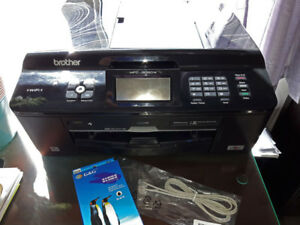 Brother All-In-One Printer, Scanner, Copier, Fax