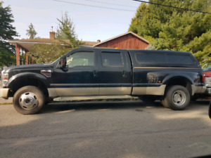 Ford F350 king rach 6.4 diesel towing
