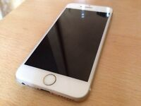 iPhone 6 gold unlocked to all networks 64GB