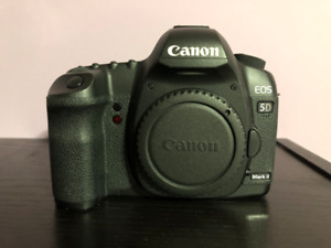 Excellent Condition Canon 5D Mark II (Body Only)