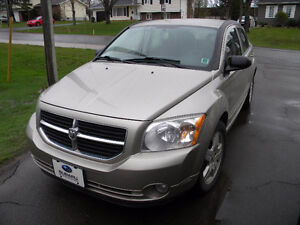 2009 Dodge Caliber sxt Crossover