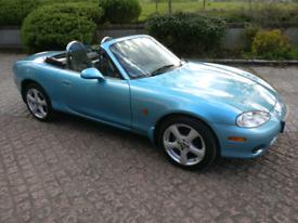 2002 Mazda MX5 1.6lt