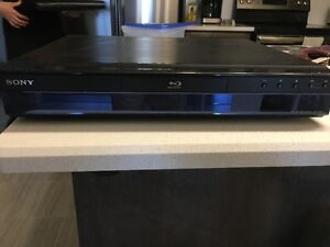 Sony Blu-Ray Player - Excellent condition!