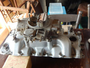 1965 Factory GM Aluminum with 65 Holley Carb