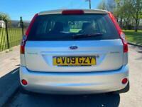 2009 Ford Fiesta 1.25 Zetec Blue 5dr HATCHBACK Petrol Manual