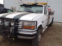 1996 Ford F-350 Tow Truck for sale A MUST SEE!!