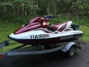 1999 Sea doo GTX 3 Seater