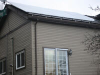 Earn up to 3,500 a year or eliminate hydro bills to zero