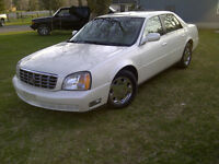 2000 Cadillac DeVille & DTS DHS LUXURY Sedan