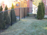 Professional Chain Link Fence Installations. Best Prices!!