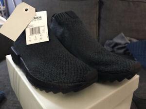 TGWO x Adidas NMD CS1 Trail Triple Black Ultra Boost size 9.5