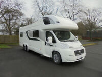 Bessacarr E799 6 Berth LOW MILEAGE Family Motorhome For Sale