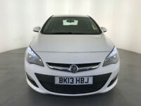 2013 VAUXHALL ASTRA ENERGY HATCHBACK 1 OWNER VAUXHALL SERVICE HISTORY FINANCE PX